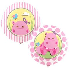 hippo pink foil balloons - Bing Images