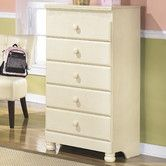 Found it at Wayfair - Cottage Retreat 5 Drawer Chest