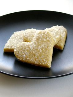 No such thing as too many short bread cookies!