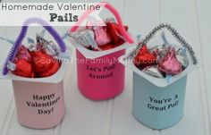10 Fun and Easy Homemade Valentines For Kids   http://savingthefamilymoney.com/10-fun-and-easy-homemade-valentines-for-kids/
