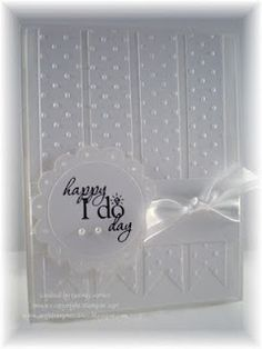 14 June: Inspired by this card I created and shared a variation of it.  Just love the simplicity and elegance.