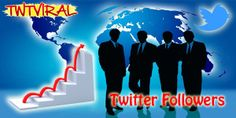 Buying twitter followers are necessary as social media is an effective technique to increase the recognition of a company. http://www.twtviral.com/