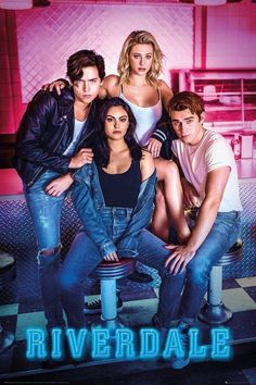 Riverdale Series, Riverdale Netflix, Riverdale Poster, Riverdale Funny, Riverdale Cast, Riverdale Movie, Best Series, Tv Series, Poster Series