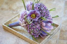 Lilac and Lavender Wedding Ideas #lilacweddings #lavenderweddings #weddingbouquet