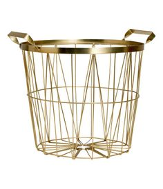 Metal basket | H&M HOME