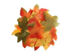 2000 Fall Silk Autumn Maple Petals Wedding Decorations $24.99