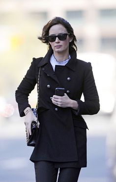 Emily Blunt - Emily Blunt Out and About in NYC