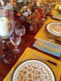 Thanksgiving chez moi.