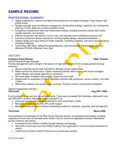 Wedding Planner Resume Sample. wedding consultant sample resume ...
