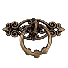 OULII Door Drawer Pull Handles Cabinet Cupboard Dresser Ring Pulls Pack of 10 *** Visit the image link more details. Note:It is affiliate link to Amazon.