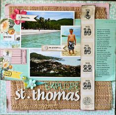 I can see my pictures of St. Thomas on this page. The island is beautiful!