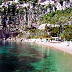 Plage Mala, France/Monaco: our day at the beach.