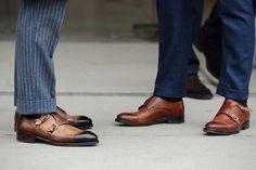 best best shoes in the world Men Dress, Dress Shoes, Dress Pants, Men's Shoes, Suit Up, Italian Men, Monk Strap Shoes, Mens Fashion Shoes, Men's Fashion