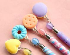 Cookie Charm Mechanical Pencil - MIMO Pencil Case Shop  - 1