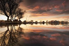 Bokod , Hungary - Landscape Photography by Adam Dobrovits