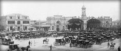 Estación Central 1855