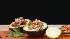 So lecker lassen sich Avocados füllen | STERN.de