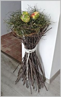 - Ostern Dekoration Garten Beton Things to consider per a beautiful garden Basic principles of garde Diy Mask, Easter Crafts, Easter Decor, Valentine Crafts, Easter Ideas, Plant Hanger, Beautiful Gardens, Flower Arrangements, Diy And Crafts