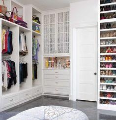 Storage & Closets walk-in closet Design Ideas, Pictures, Remodel and Decor Decor, Closet Designs, Home Organization, House Design, Closet Space, Closet Organization, Home Decor, Eclectic Home, Closet Inspiration