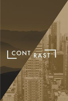 Designing with Contrast: 20 Tips from a Designer [With Case Studies]