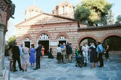 Destination wedding in Athens College with a mix of cultures and elegance. A beautiful couple surrounded by friends and relatives from Athens, UK, and Singapore. Greece Wedding, Beautiful Couple, Athens, Singapore, Documentaries, Taj Mahal, College, Travel, Wedding In Greece