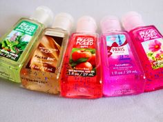 bath and body works tumblr - Google Search