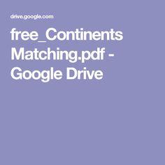 free_Continents Matching.pdf - Google Drive
