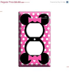 Baby Obaby Minnie Mouse Minnie MÓvil Amor Nuevo Clear-Cut Texture Other Nursery Bedding