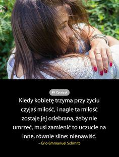 Naszym problemem jest brak rozmowy, połowy stresów by . Einstein, Crying, Texts, Poems, Life Quotes, Funny, Sad, Beautiful, Quotes