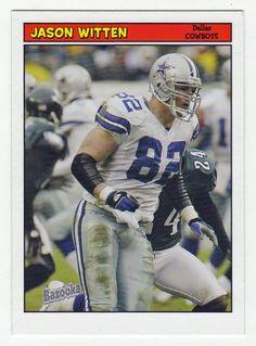 Jason Witten # 79 - 2005 Topps Baz Football