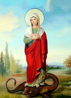 Christian Paintings, Christian Art, Bible Timeline, Santa Marta, Goddess Lakshmi, Blessed Virgin Mary, Religious Art, Narnia, Christianity