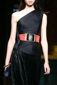 Balmain Fall 2015 Ready-to-Wear Accessories Photos - Vogue