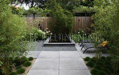 Tuinontwerp comfort tuin met Oosters tintje in Den Haag tuinarchitectTuinontwerp en tuindesign STIJLTUINEN | Exclusieve, luxe en moderne tuinen