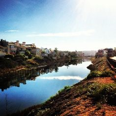 Beautiful morning in Marina del Rey // #home #morning #canal #california