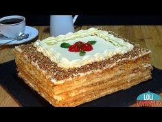 Bakery Recipes, Dessert Recipes, Puff Pastry Recipes, Delicious Desserts, Fondant, Deserts, Sweets, Baking, Ethnic Recipes