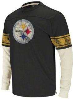 Amazon.com  Reebok Pittsburgh Steelers Big  amp  Tall Vintage T-Shirt  f9305fd4d