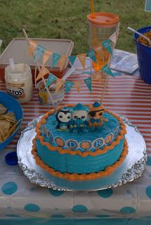 On The Verge: Octonauts Party Ideas - How I Threw an Octonauts Party on a Budget