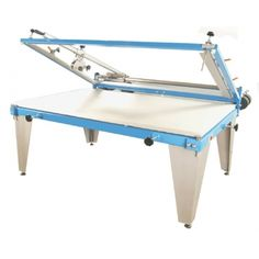 Screen Printing Hand Bench - Model 3