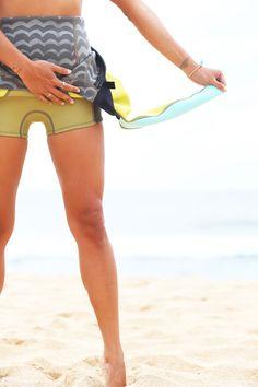 Ladyslider in Billabong Surf Capsule