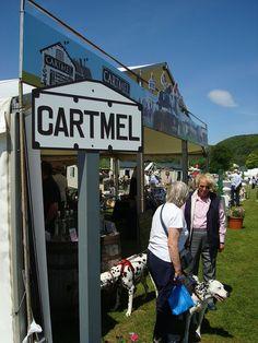 Cartmel Pop-up Village by Holker Group, via Flickr