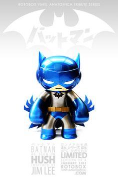 Rotobox Tribute Series - Batman Hush custom Celsius
