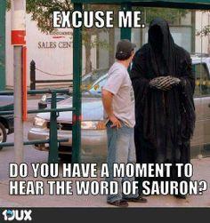 Excuse me sir