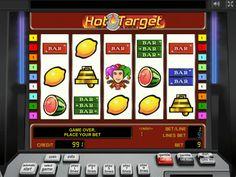 Drehe kostenlos online Automaten Spiel Hot Target - http://freeslots77.com/de/kostenloser-online-spielautomat-hot-target/