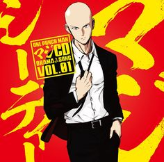 """""""One-Punch Man"""" will Return with Four-Volume Drama CDs"""