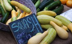Zephyr? Pattypan? Tinda? What are all of these squashes and what's the difference between them?