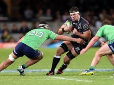 Hard to stop: Marcell Coetzee