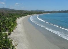 Best beach ever. Several trips through the years. Playa Samara, Costa Rica.