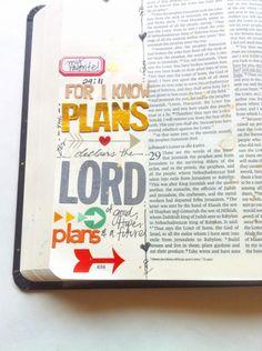 journaling bible Veronica