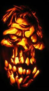 zombie pumpkin carving - Google Search