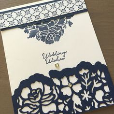 Lovely Stampin Up Floral Phrases Stamp set, Floral Boutique Designer Series Paper and Detailed Floral Thinlits Dies-crazy beautiful